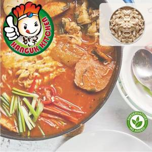 [HEAT & SERVE] Traditional Chicken Kimchi Soup 500g