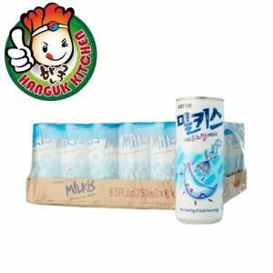 Milkis Popular Korean Beverage 250ml (30cans / Carton)