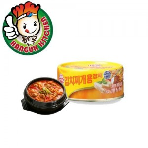 Convenient Light Tuna for Kimchi Stew 150g