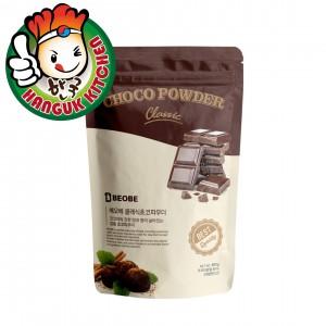 Korean Classic Hot Chocolate Powder 800g Beobe