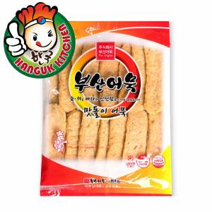 Busan Eomuk Fish Cake (Sticks) 600g