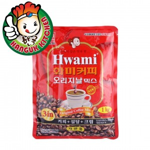 Imported Korean Hwami Coffee Mix Powder 1kg