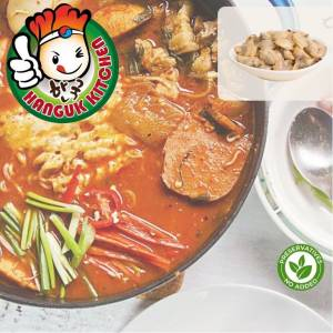 [HEAT & SERVE] Traditional Clam Kimchi Soup 500g