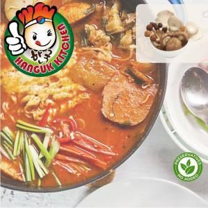 [HEAT & SERVE] Traditional Mushroom Kimchi Soup 500g