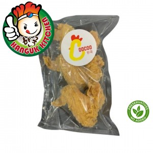 Korean Deep Fried Coo Wings 300g (3 Pieces)