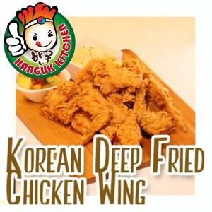 Korean Deep Fried Chicken Wing 2KG Hanguk Kitchen (Whole Wing Approx. 22 pieces)