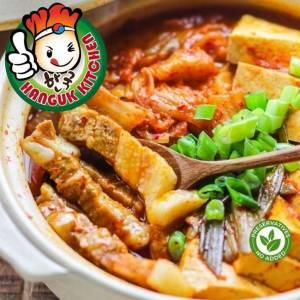 [HEAT & SERVE] Kimchi Pork Belly Stew 500g (For 1 Pax)