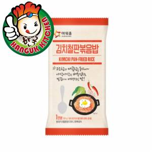 Convenient Korean Kimchi Fried Rice 250g (5 Packs)