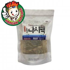 Korean Seafood & Anchovy Flavor Seasoning Bag 160g (10 Packets)