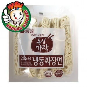 Korean Jjajang noodles (Frozen) 5 packets X 250 grams