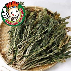 Imported Siraegi Korean Dried Radish Leaves 100g