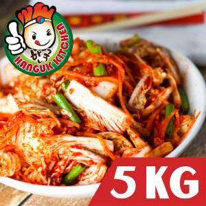 Imported Korean Fermented Kimchi 5kg