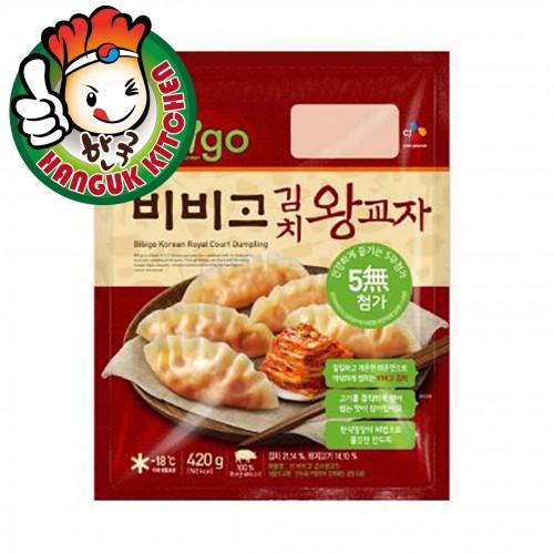 Bibigo Kimchi Gyoza (2 packets) 420g