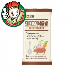 Covenient Korean Fried Rice with Pork 250g
