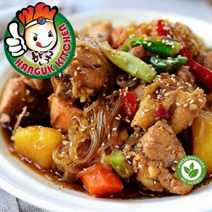 [HEAT & SERVE] Andong Jjimdak (Andong-style Soy Braised Chicken Stew) 500g
