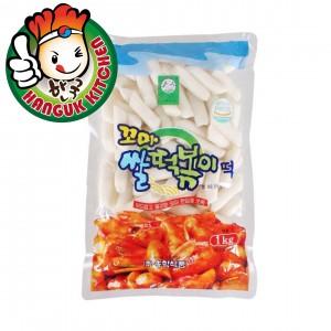 Imported Tteokbokki Korean Rice Cake 600g