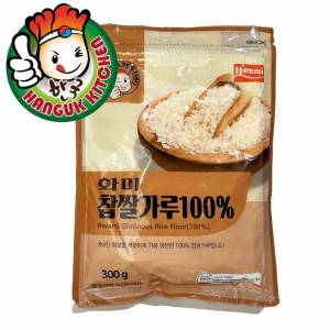Korean Imported Glutinous Rice Flour 300g