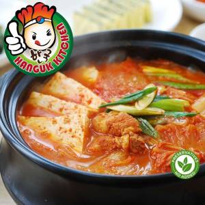 [HEAT & SERVE] Korean Traditional Kimchi Soup 500g