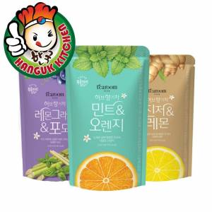 Imported Korean Specialty Tea Pouch Drink 230g