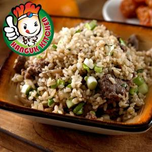 [HEAT & SERVE] Korean Roasted Beef Fried Rice 250g