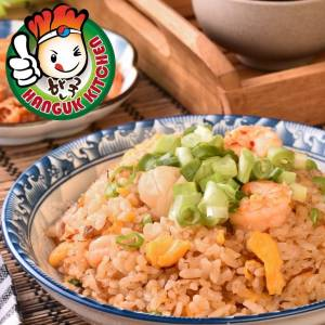 [HEAT & SERVE] Korean Seafood Fried Rice 250g