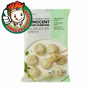 Imported Korean Innocent Vegan Dumpling -Original Flavour 180g