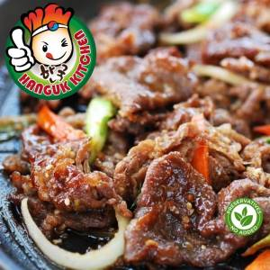 Korean Beef Bulgogi 220g