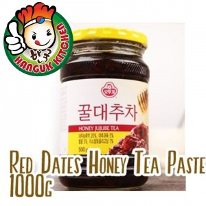 Korean Red Date Honey Tea Paste 1kg