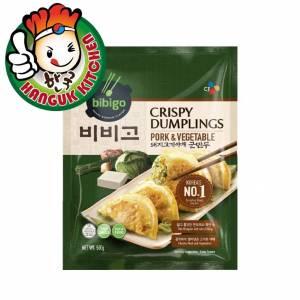 Crispy Pork & Vegetables Dumplings 500g