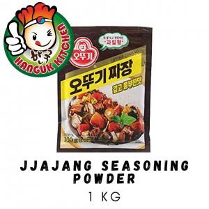 Jjajang Seasoning Powder (Black Bean) 1kg