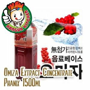 Korean Omiza Extract Concentrate Phanix 1.5L