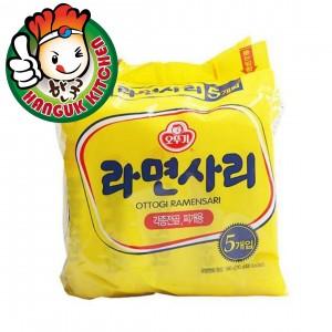 Korean Ottogi Ramensari Plain Noodle 110g