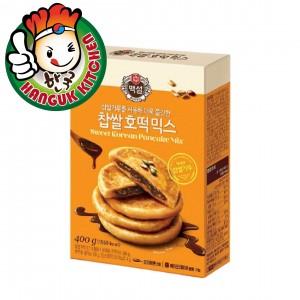 Korean Sweet Pancake HOTTEOK Mix 400g
