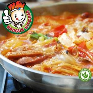 [HEAT & SERVE] Family Size Kimchi Soup for Steamboat 1.6kg