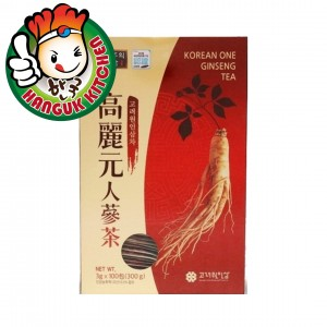 Korean Health Food Ginseng Tea (100bags) 300g