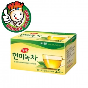 Korean Nuk Cha Green Tea 15gm (50bags) 750g