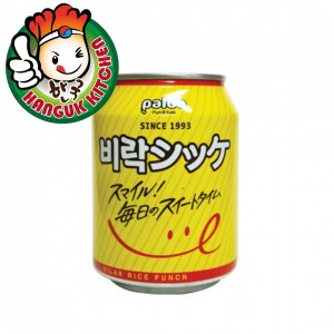 Sikhye Korean Sweet Rice Punch Beverage 238ml