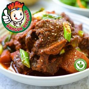 [HEAT & SERVE] Kimchi Kalbi Jjim (Kimchi Beef Short Rib Stew) 500g